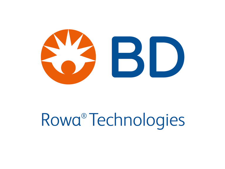 Logo Becton Dickinson Rowa Germany GmbH