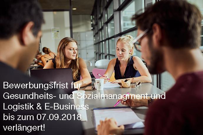 Hochschule Koblenz: Jetzt noch bewerben: Freie Studienplätze zum ...