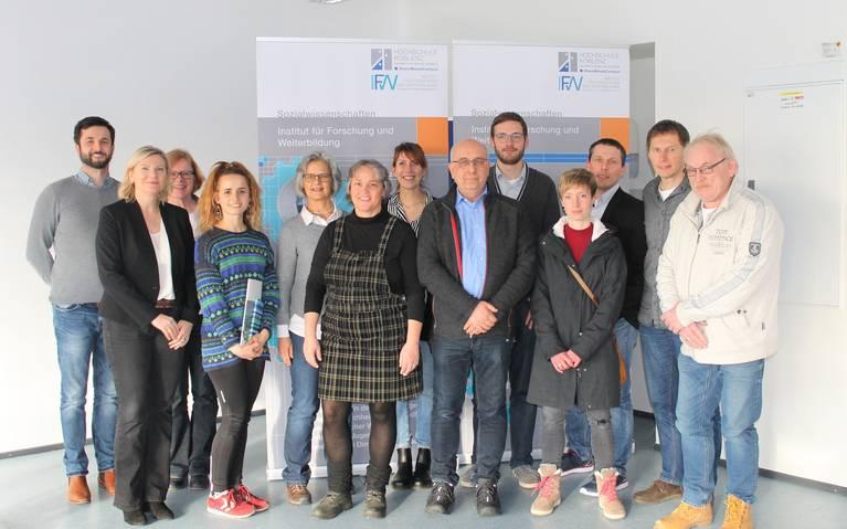 Hochschule Koblenz: 1. Durchgang der Weiterbildung ...  Hochschule Kobl...